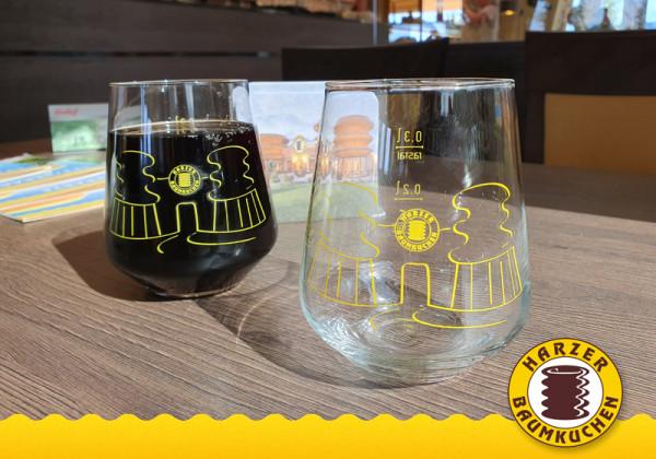 """Glas """"Baumkuchenhaus"""" 0,2 / 0,3l"""