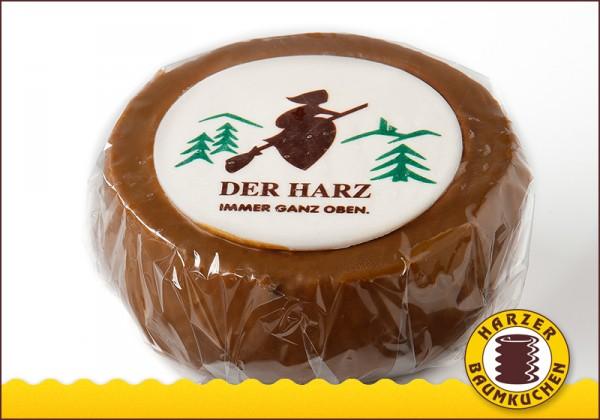 Baumkuchen Vollmilch Glatt - mit Dekoraufleger