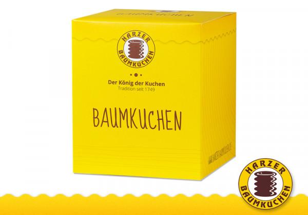 """Geschenkkarton """"Harzer Baumkuchen"""""""