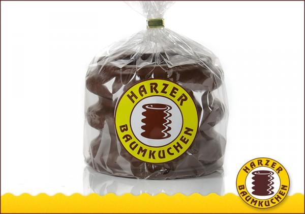 Baumkuchen Zartbitter 3er Ring (300g)